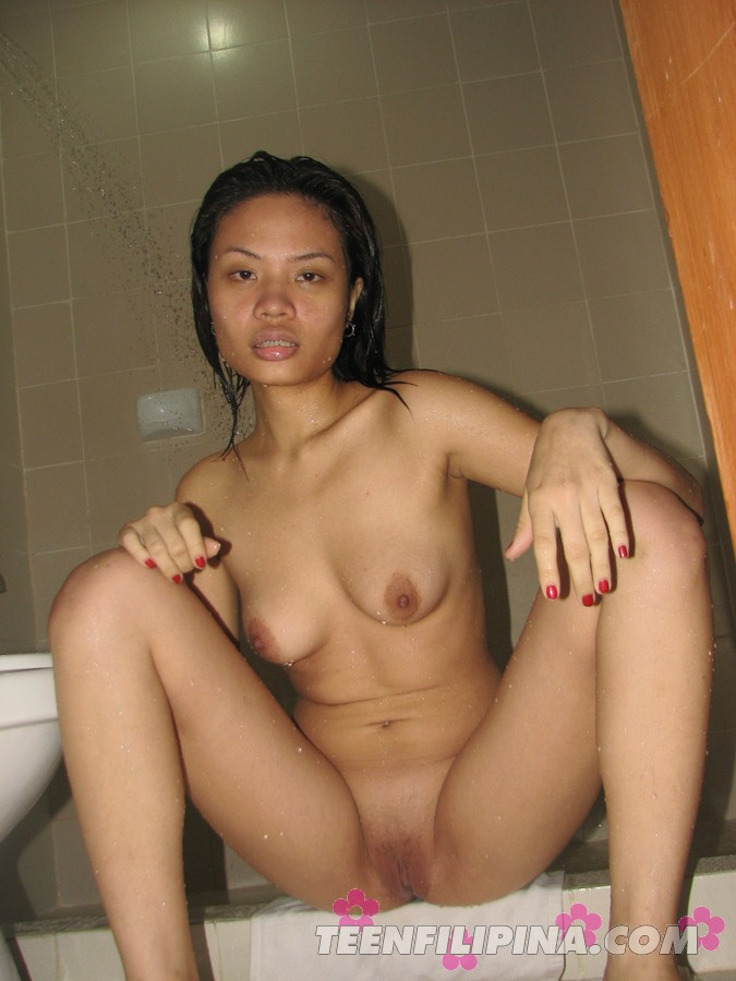 Opinion you Filipina naked in shower pussy are not