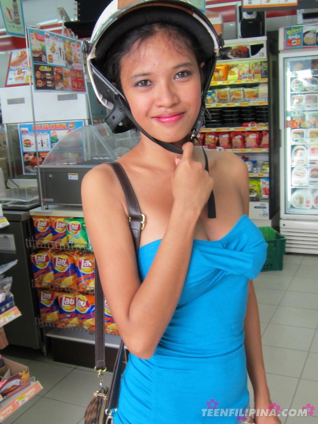More real Thai girl friend fun in Pattaya with insane GF ...